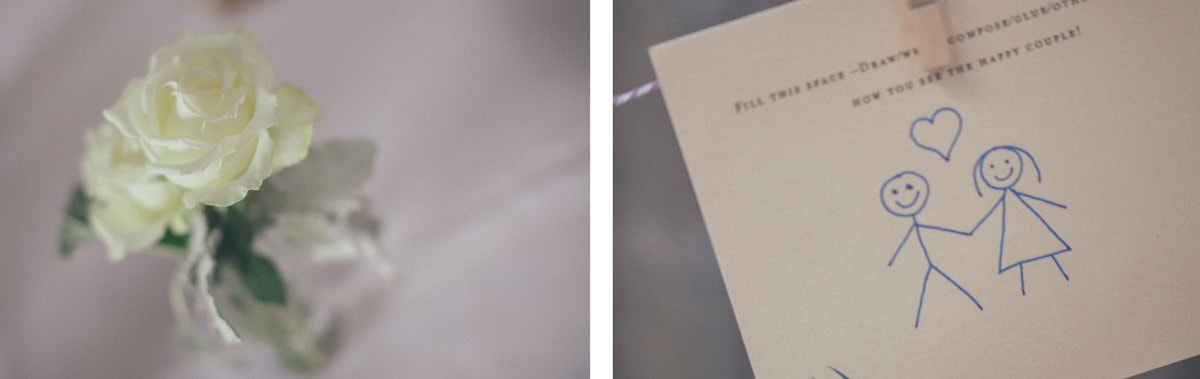 details - wedding