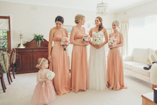 luxury wedding in melbourne st kilda - beach front wedding - wedding planning