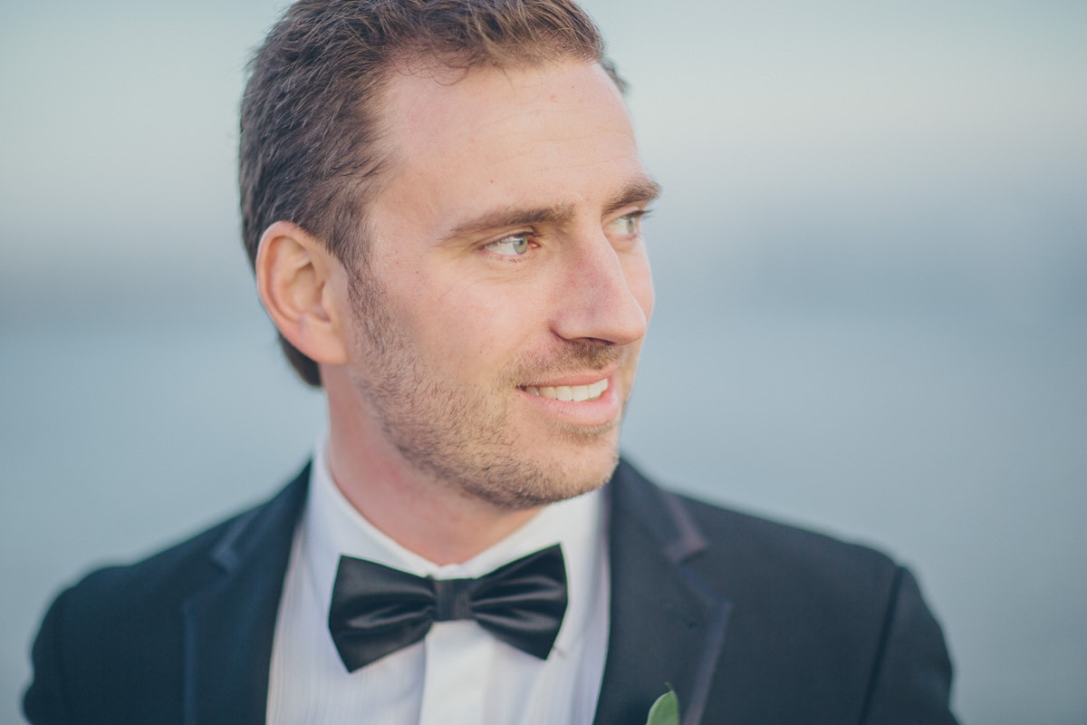 handsome groom - portrait photography