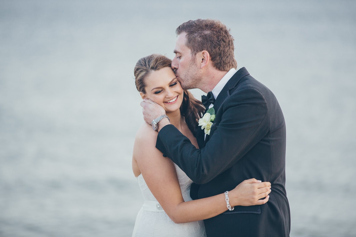 best port melbourne beach wedding photographer