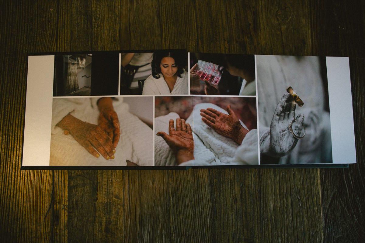 Photographer Melbourne - Wedding Albums