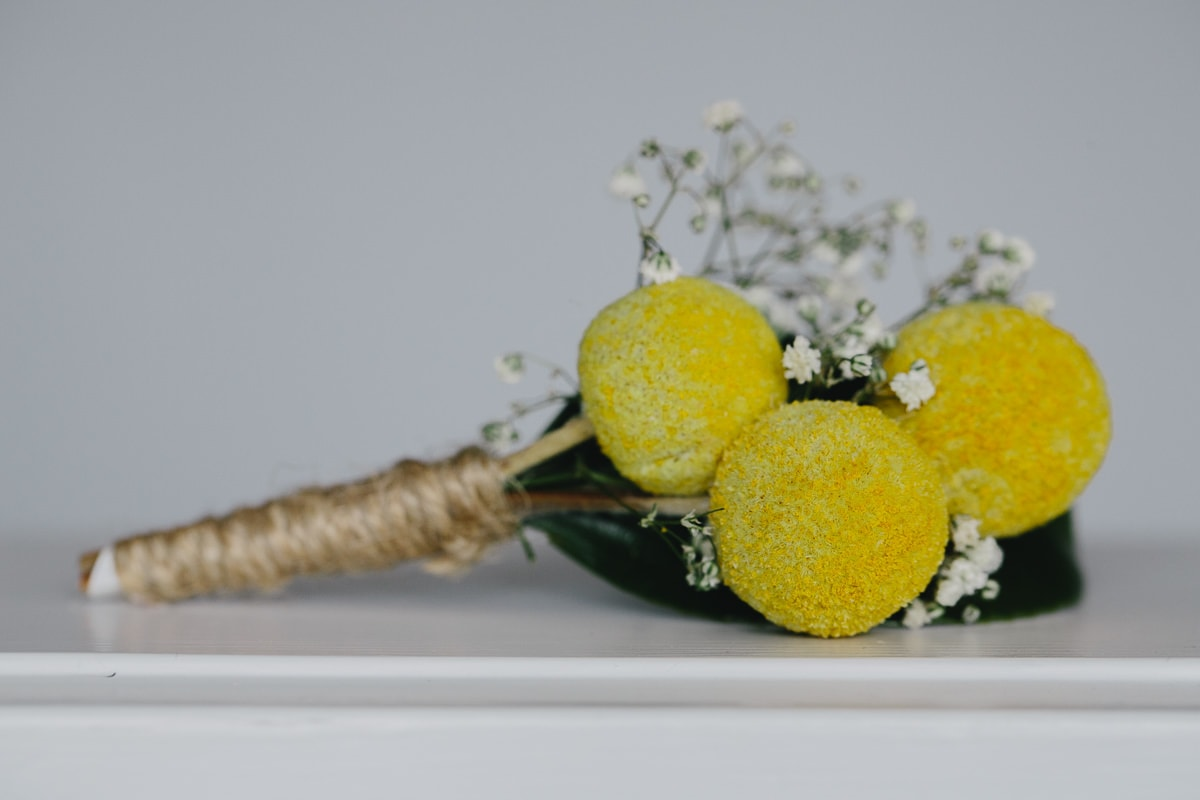 yellow bouquet - creative ideas and inspiration