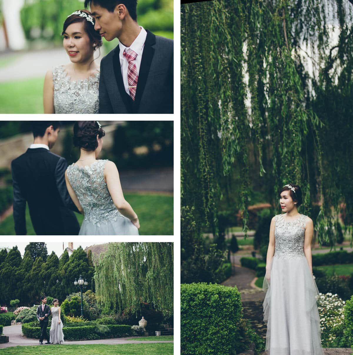 Melbourne Eastern Suburbs Wedding Photography - Chinese wedding in Box Hill
