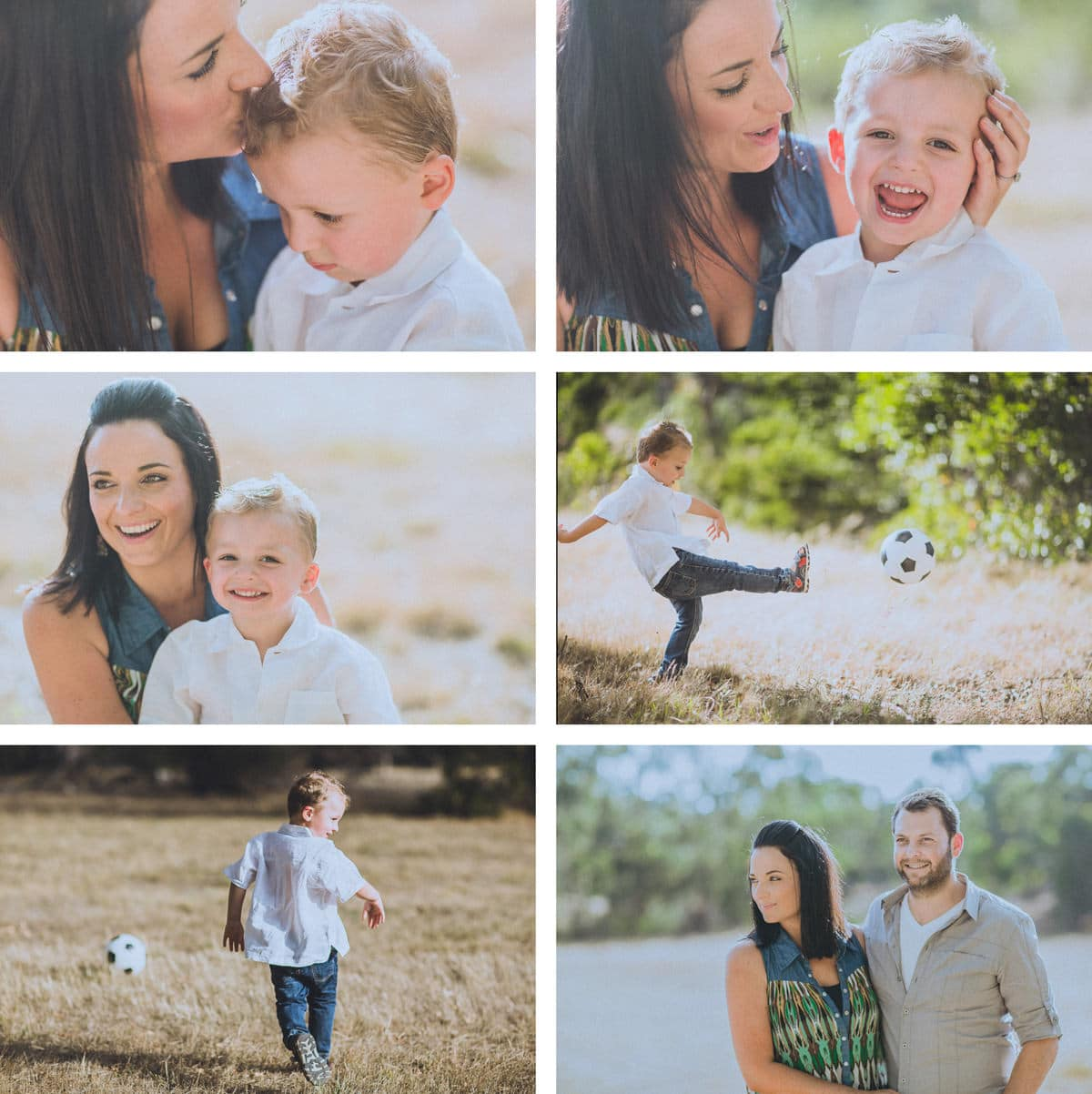 Family Photography in Melbourne - Natural photos showing emotion, fun and candid moments