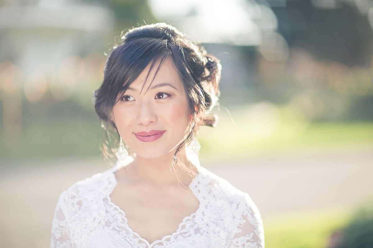 asian bride in melbourne