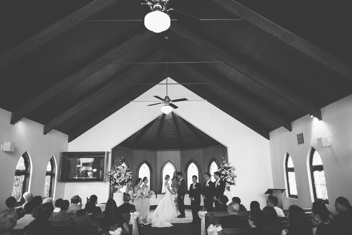 Chapel at Ballara Receptions