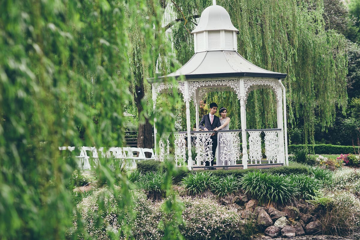 rotunda wedding photography - melbourne eastern suburbs wedding