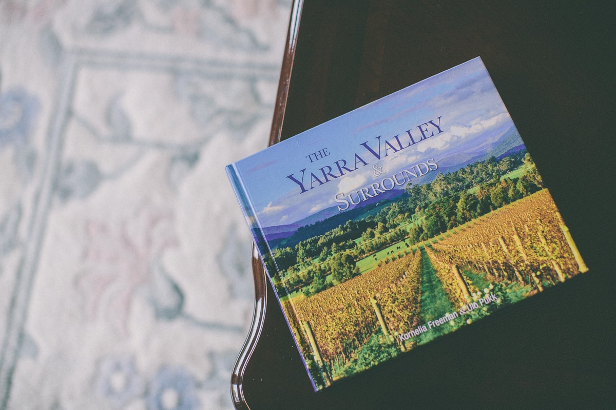 Yarra Valley Photographer Book
