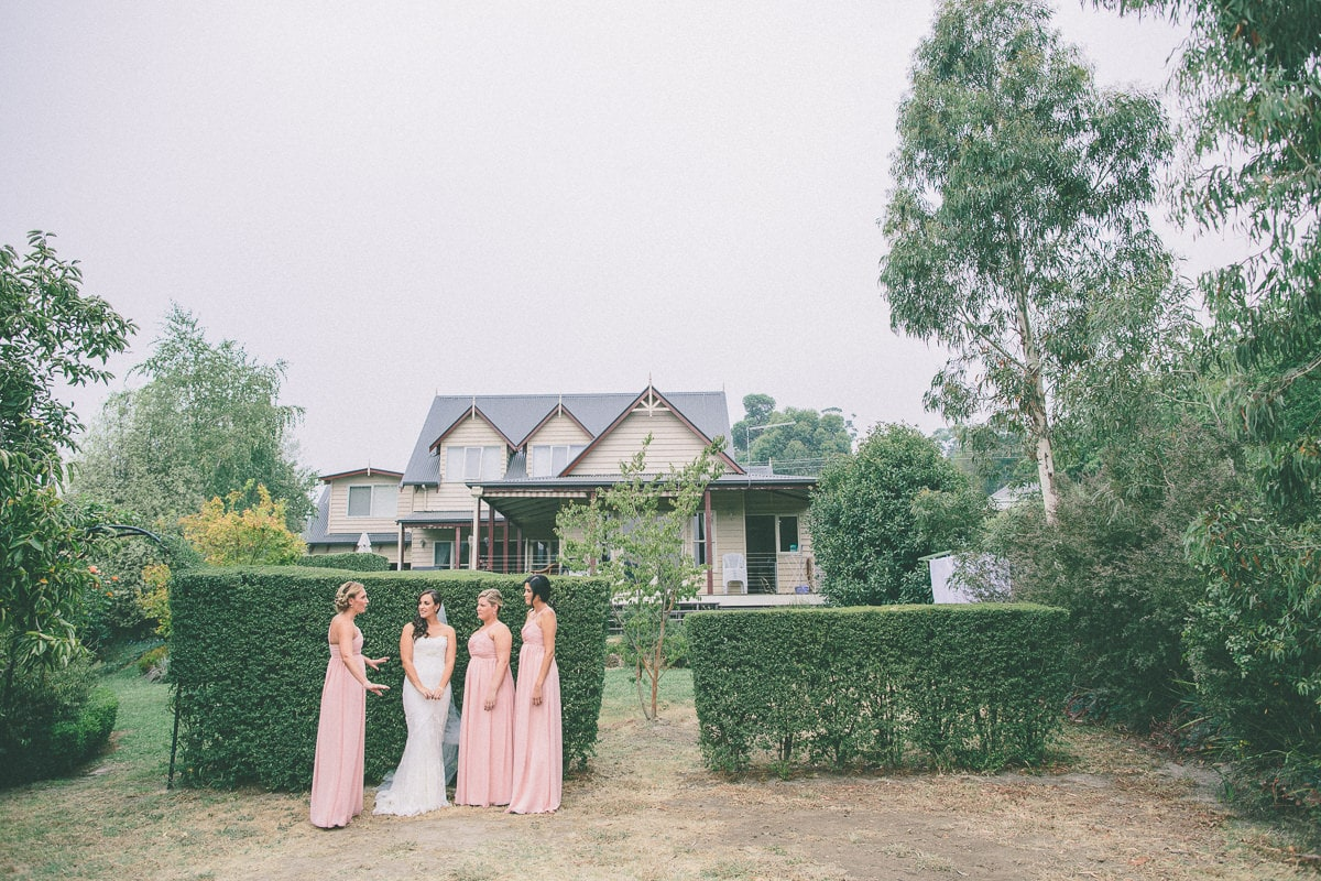stunning estate in the yarra valley - wedding venues