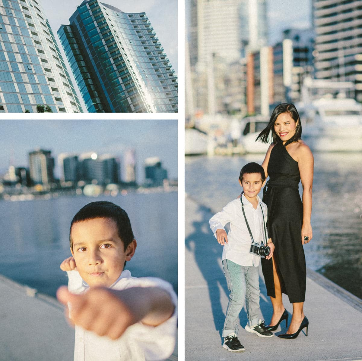 docklands family portraits