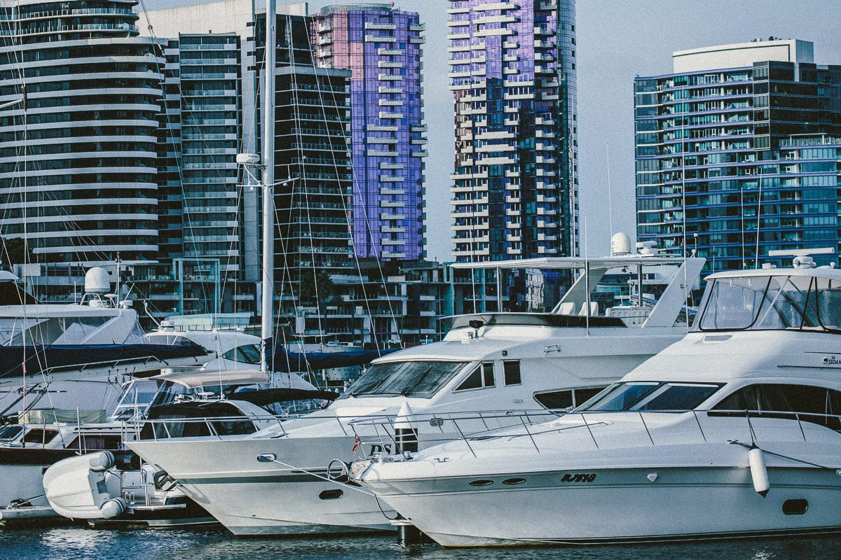 melbourne yachts and boats used in family photoshoot - kids and family photographer