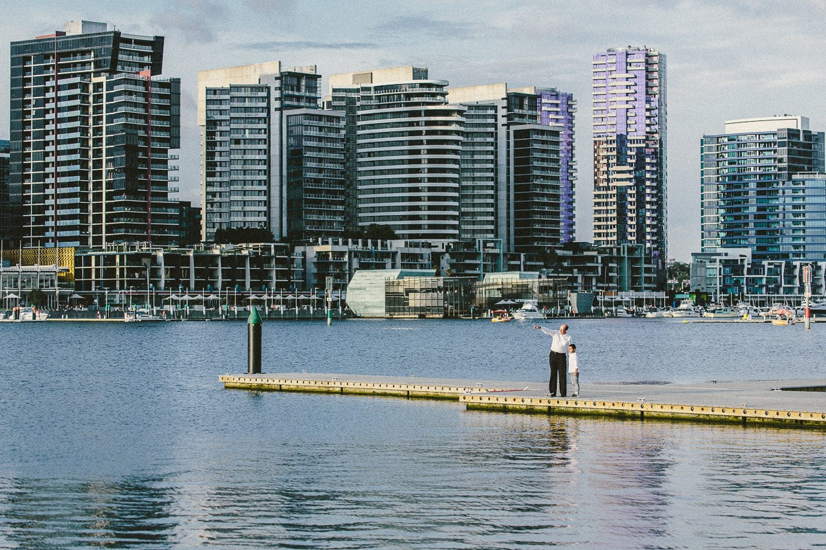 docklands family photography