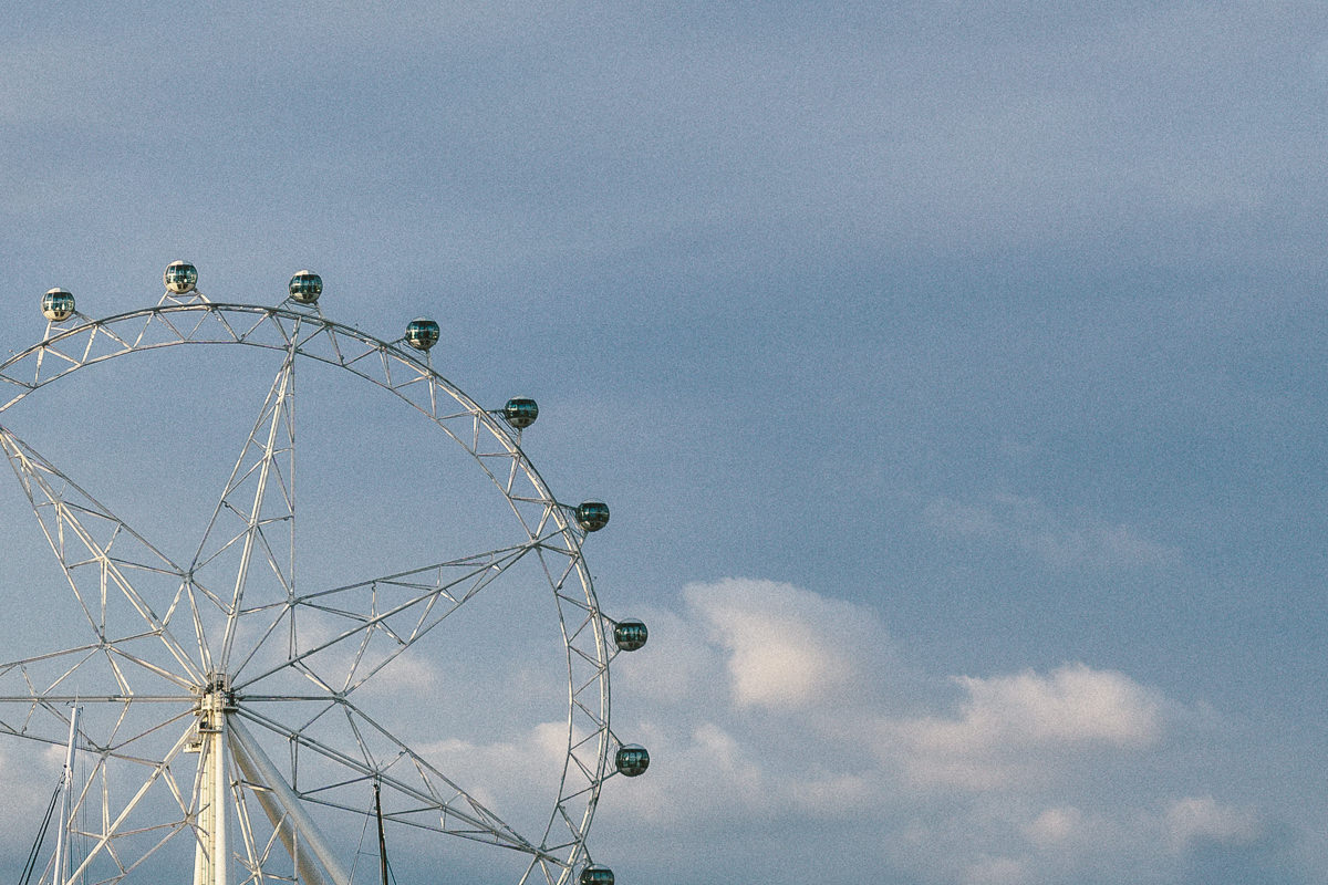 Melbourne Star - Ferris Wheell