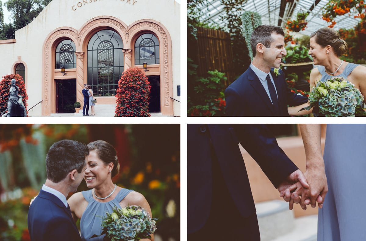 best wedding photographer in Melbourne - Conservatory at Treasury Gardens Melbourne CBD - Beautiful couple at wedding