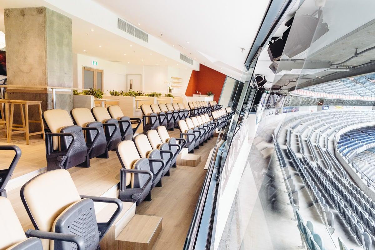 msg audi suite - designed by darren plalmer