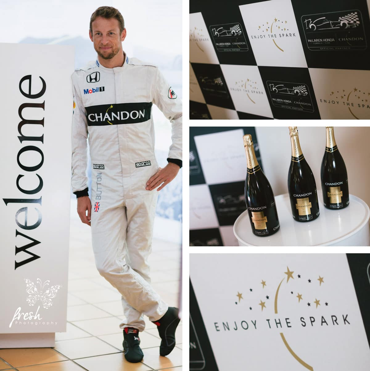 Jenson Button - best portrait of 2016 McLaren Honda