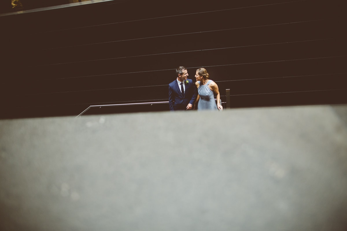 creative wedding photos at interconti in melbourne