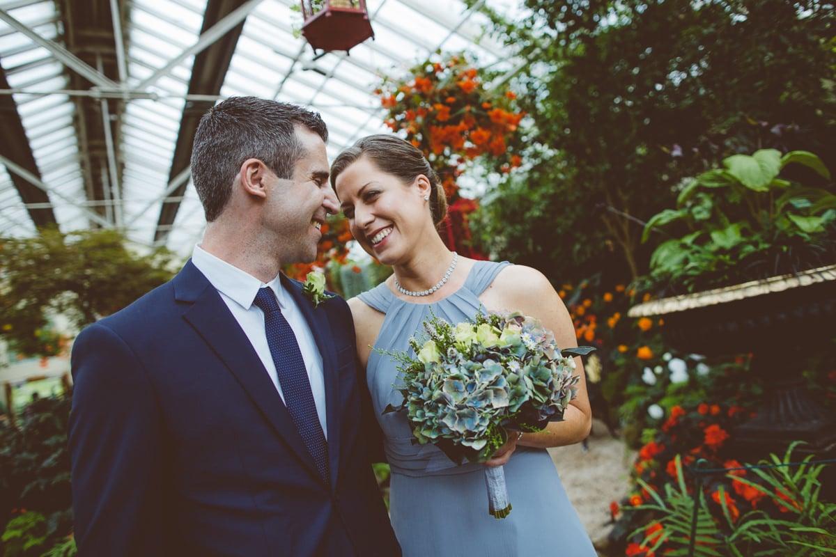 wedding at conservatory melbourne