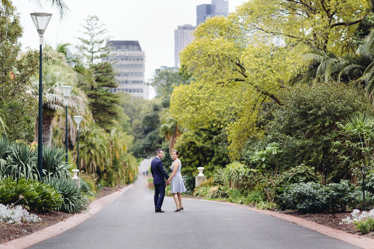 melbourne parks for wedding photos