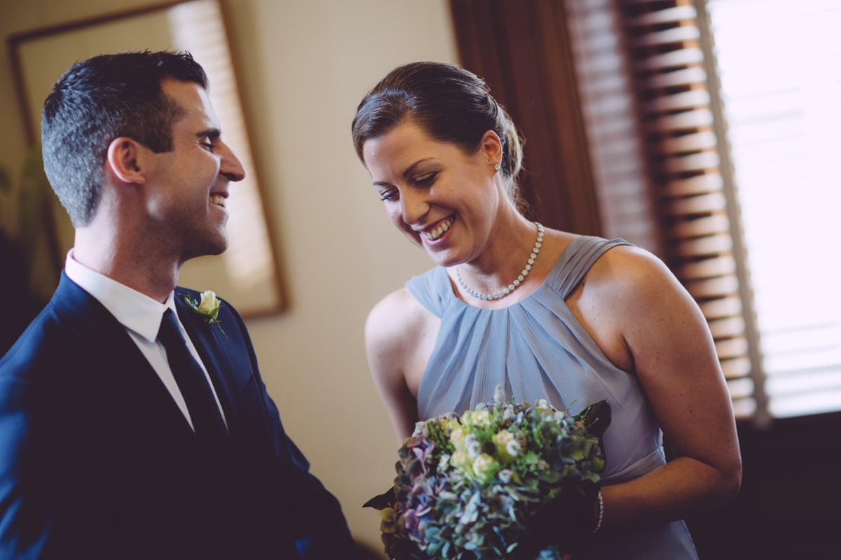 small weddings at registry office - wedding photographer in melbourne