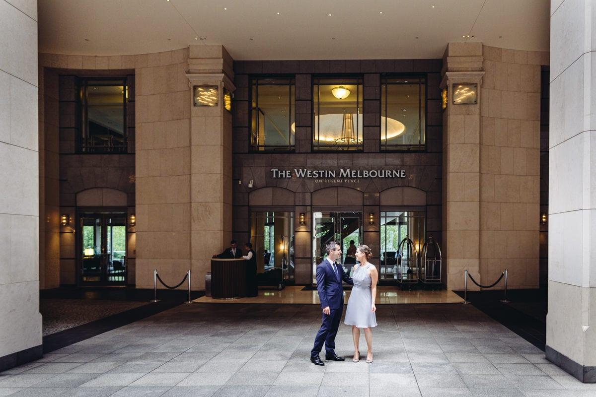 westin hotel melbourne wedding photographer - creative and stylish photographer in melbourne