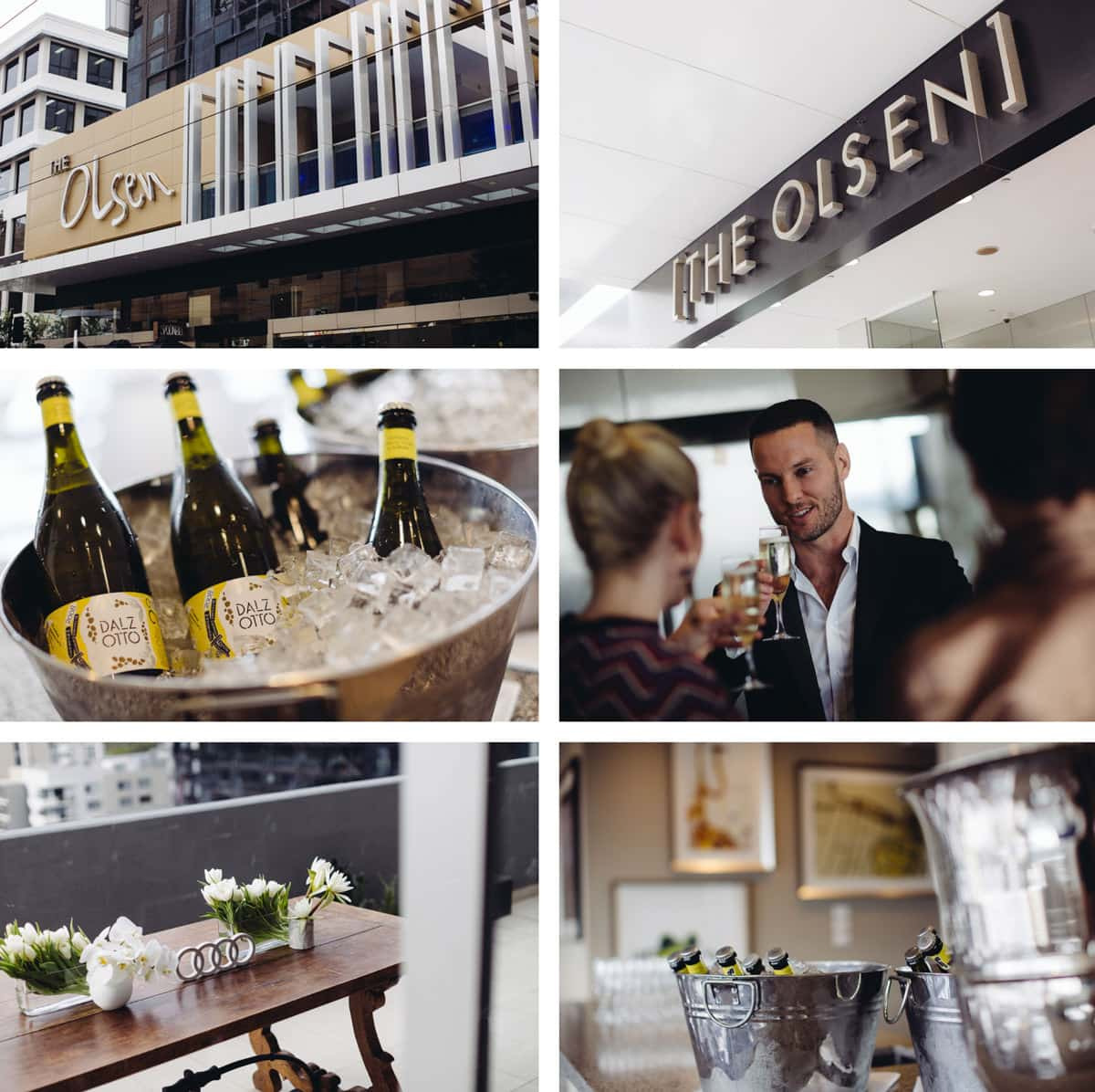 event photography at melbourne olsen hotel - art series hotels events
