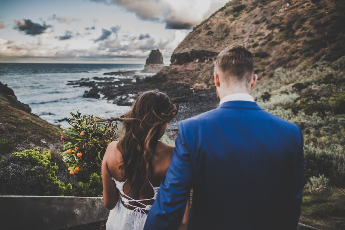 cape schanck wedding photographer