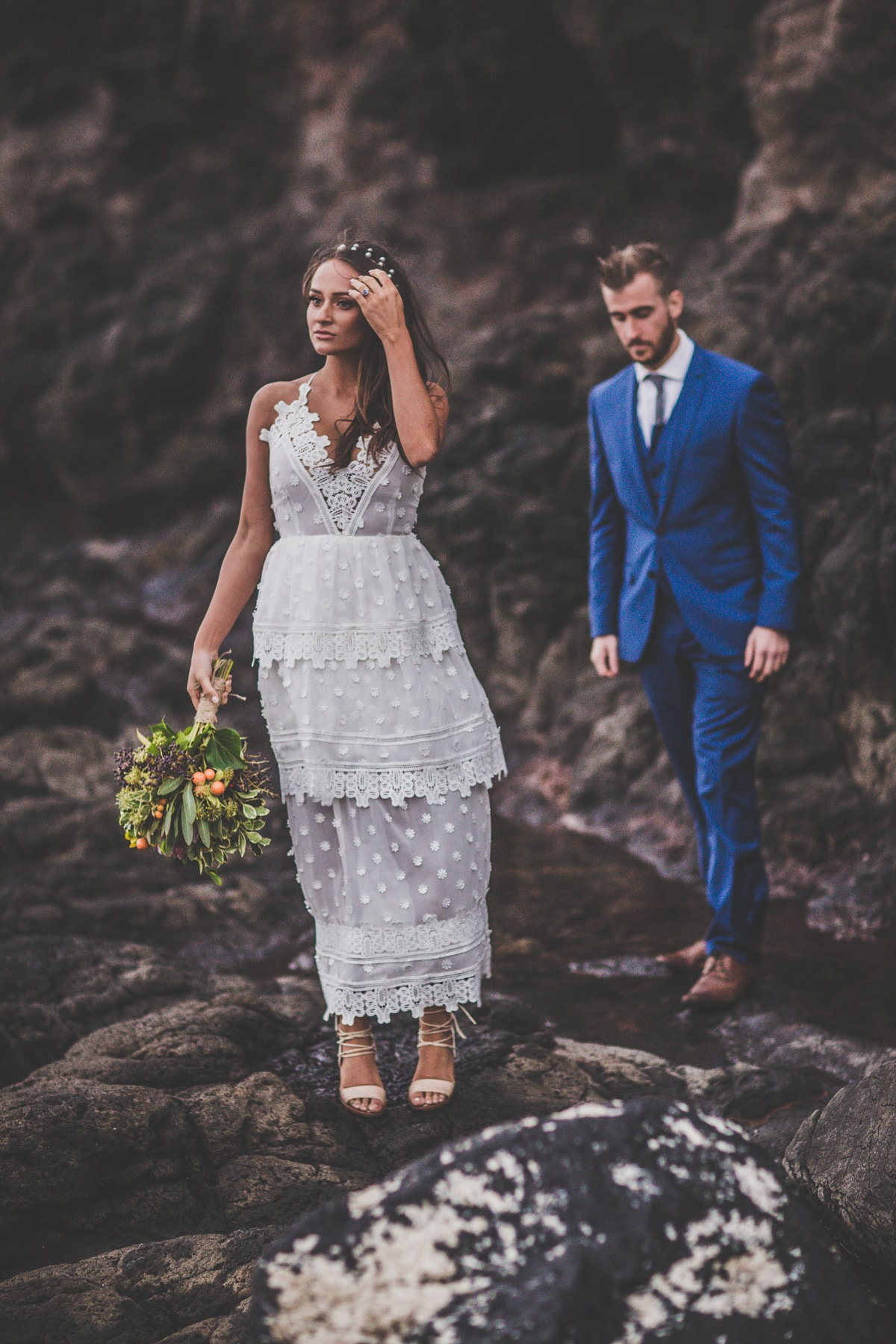 wedding portraits in melbourne - indie look photography in melbourne