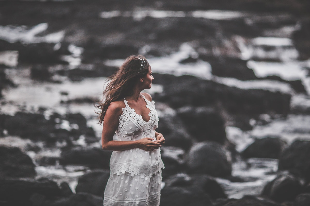 rough costal wedding photography - indie bride