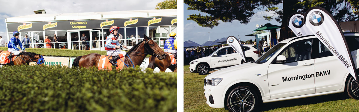 corporate event photography - outdoor and indoor events - mornington cup 2016 sponsored by BMW