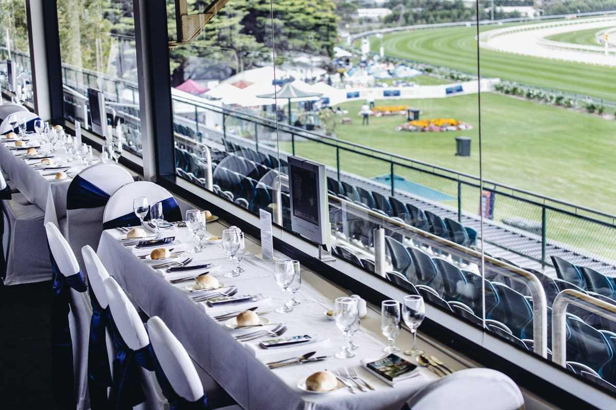 mornington racecourse wedding event spaces
