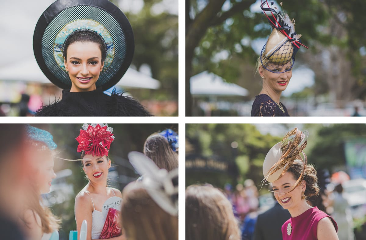 fashion and fun - millinery and fashion photographer melbourne