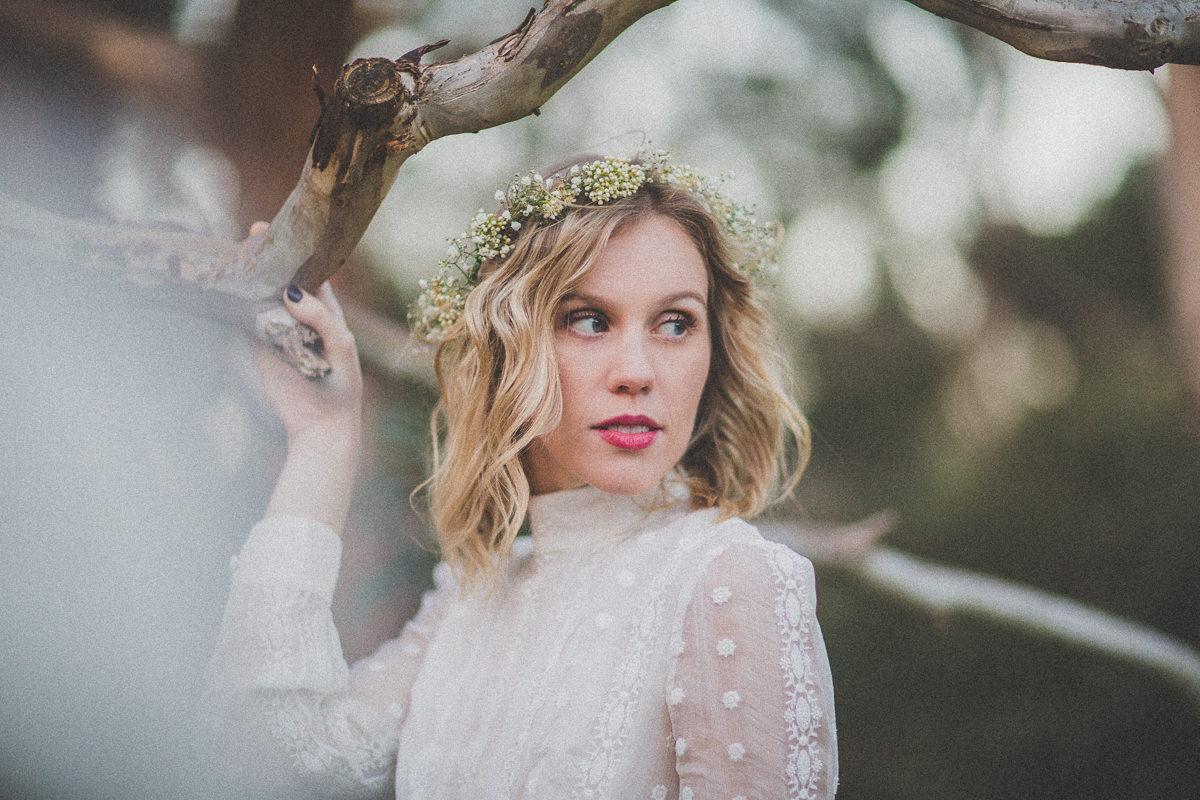 Styled wedding melbourne - best wedding photography - pretty bride