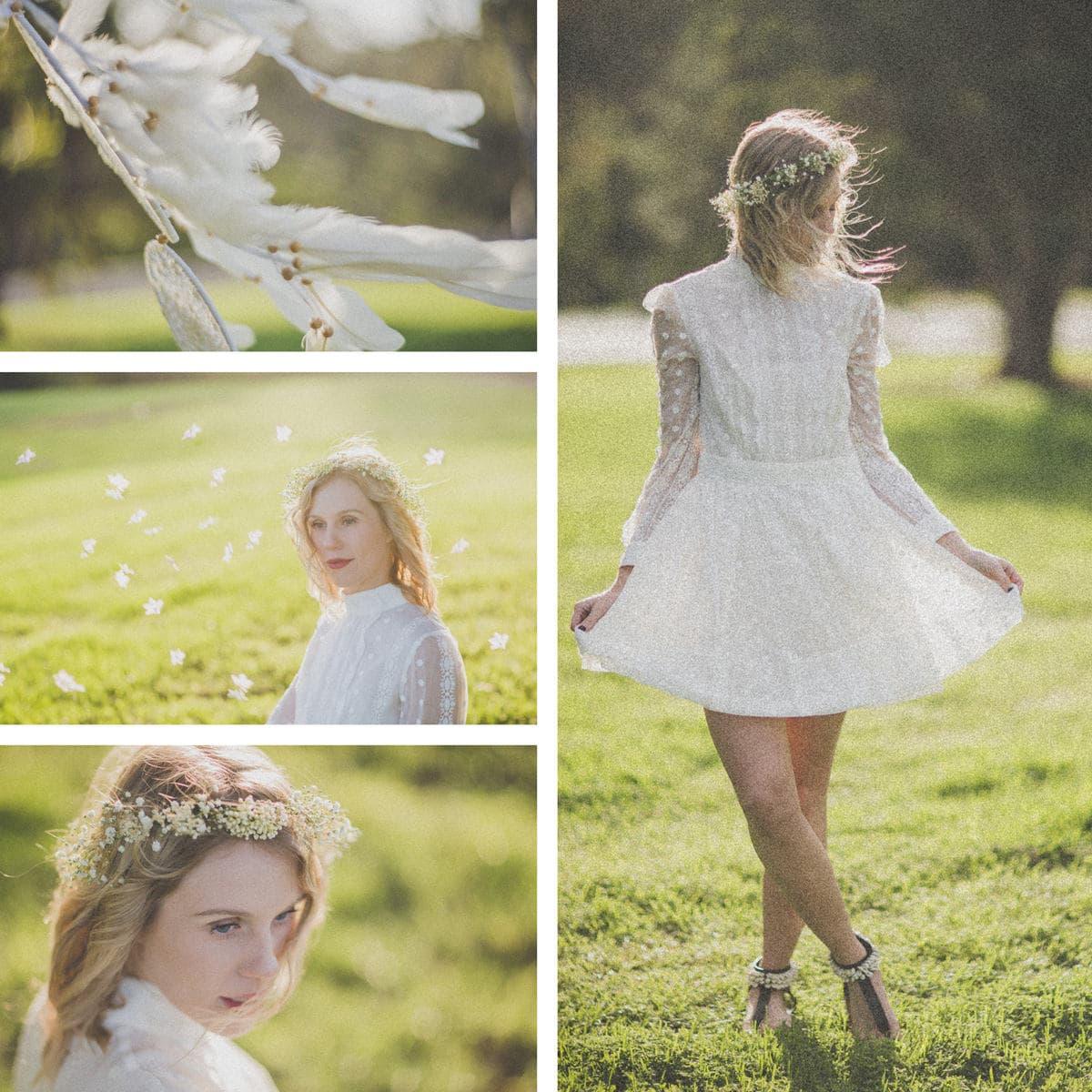 boho wedding in Melbourne - Kew Wedding