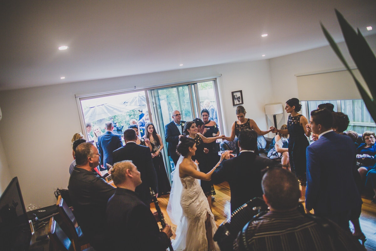 private function and party in melbourne - photography of the event
