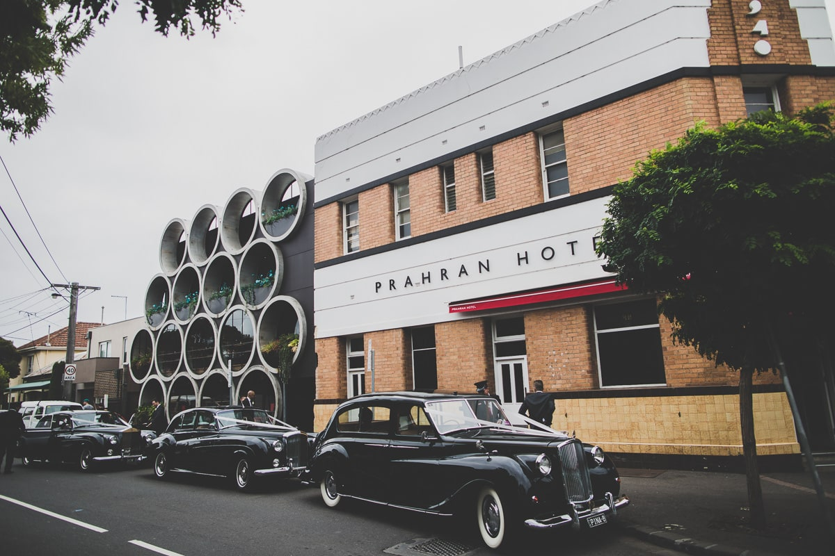 prahran hotel wedding photographer