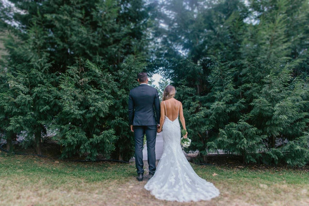 stylish melbourne wedding photography