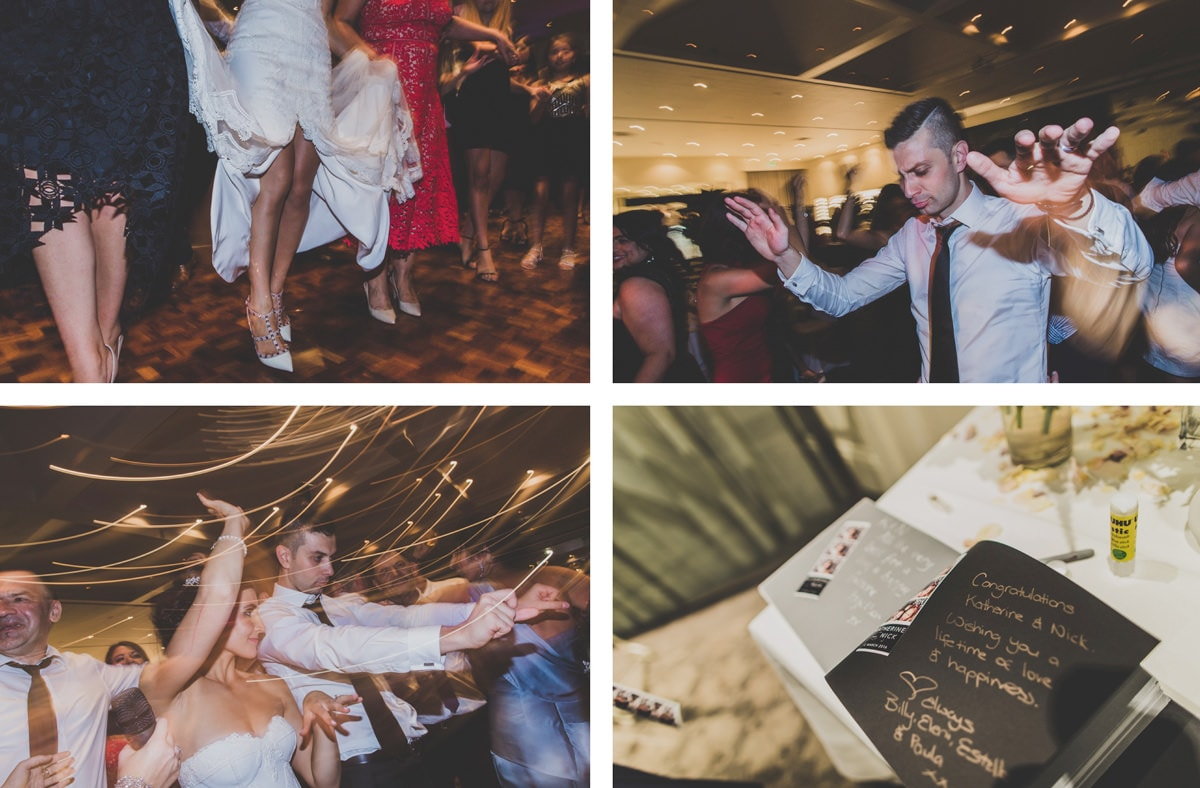 dance in melbourne - fun wedding photographer