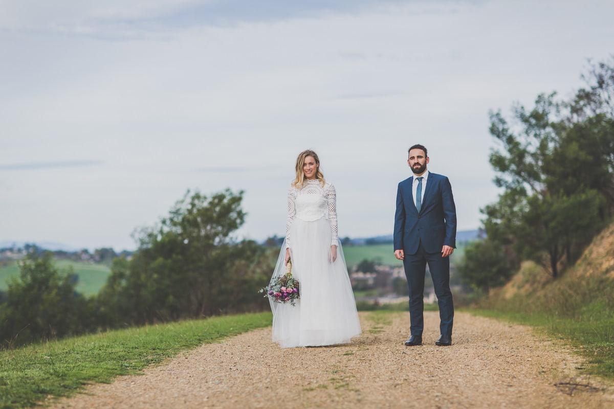 country wedding - yarra valley wedding photographer
