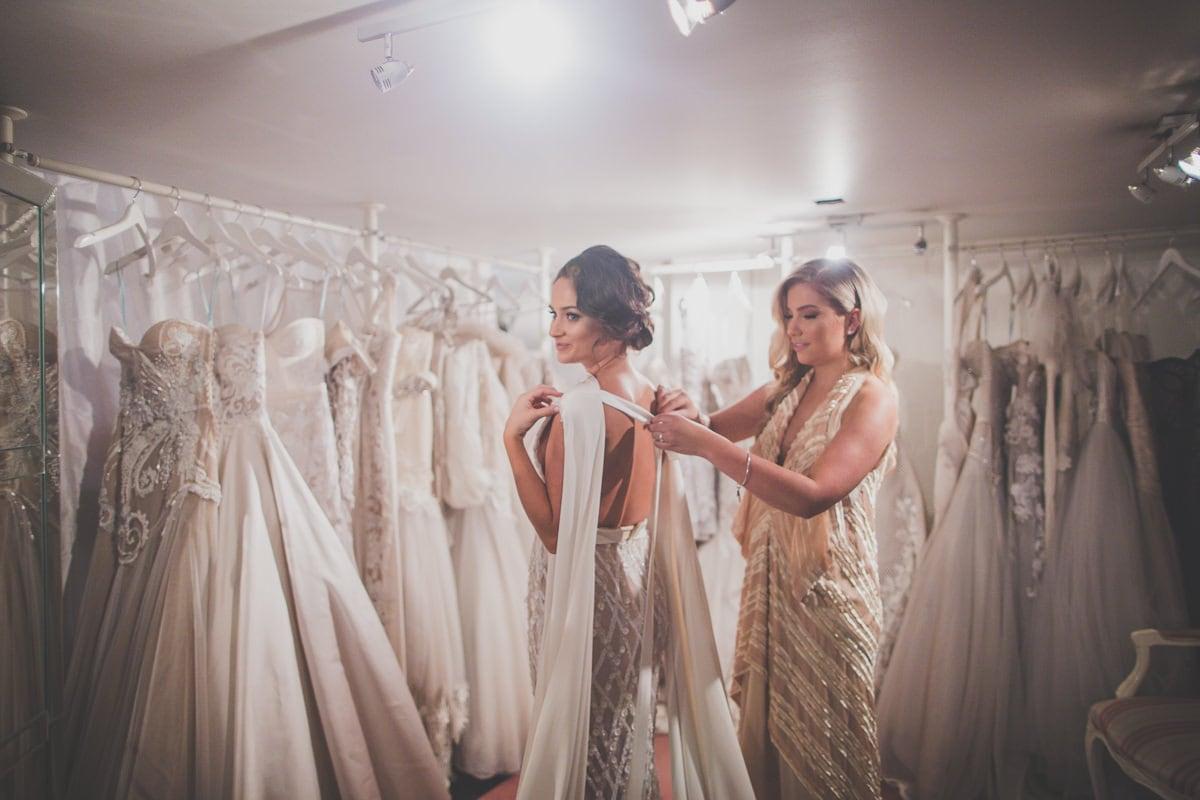 best wedding dress - Craig Braybrook Couture