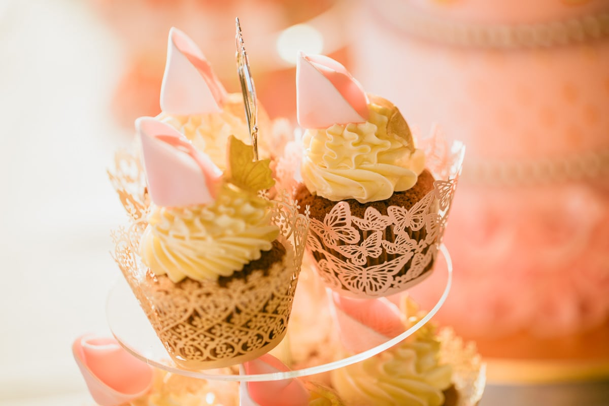 creative birthday photographer melbourne - cupcake deco