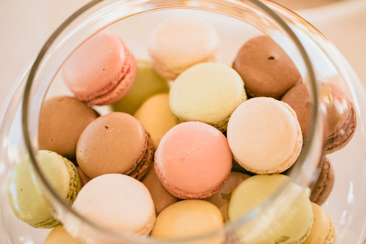 macarons - party food- sweets and treats at parties - best deco photography melbourne