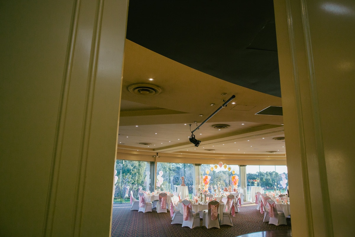 manningham hotel - party venue