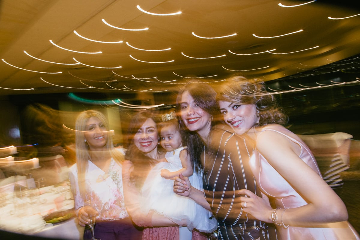 manningham hotel party photography