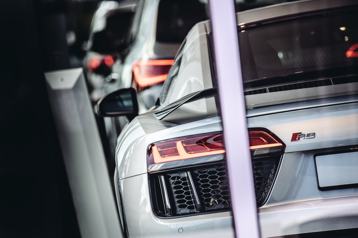 luxury car events melbourne - corporate event photography