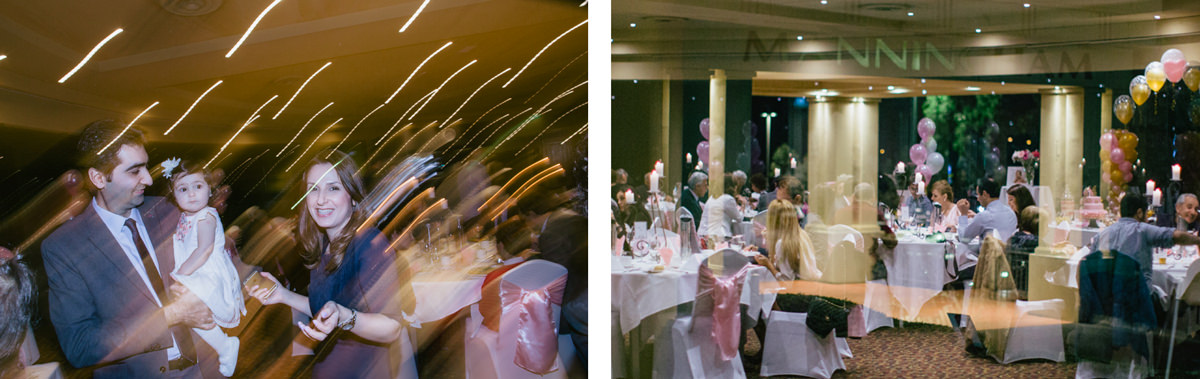 party at manningham hotel - weddings and birthdays