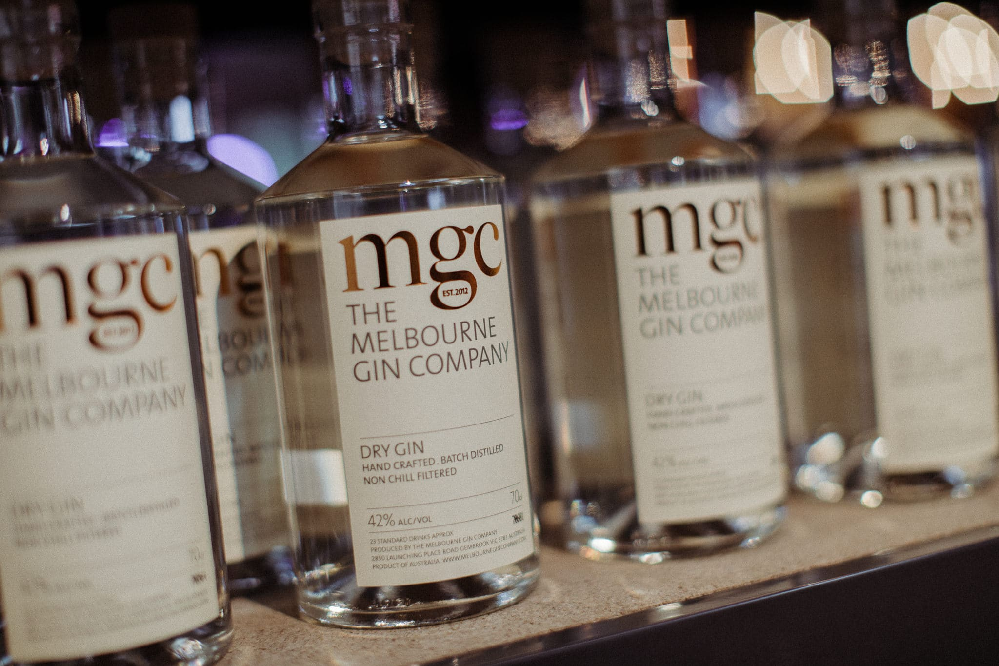 mgc - melbourne gin company