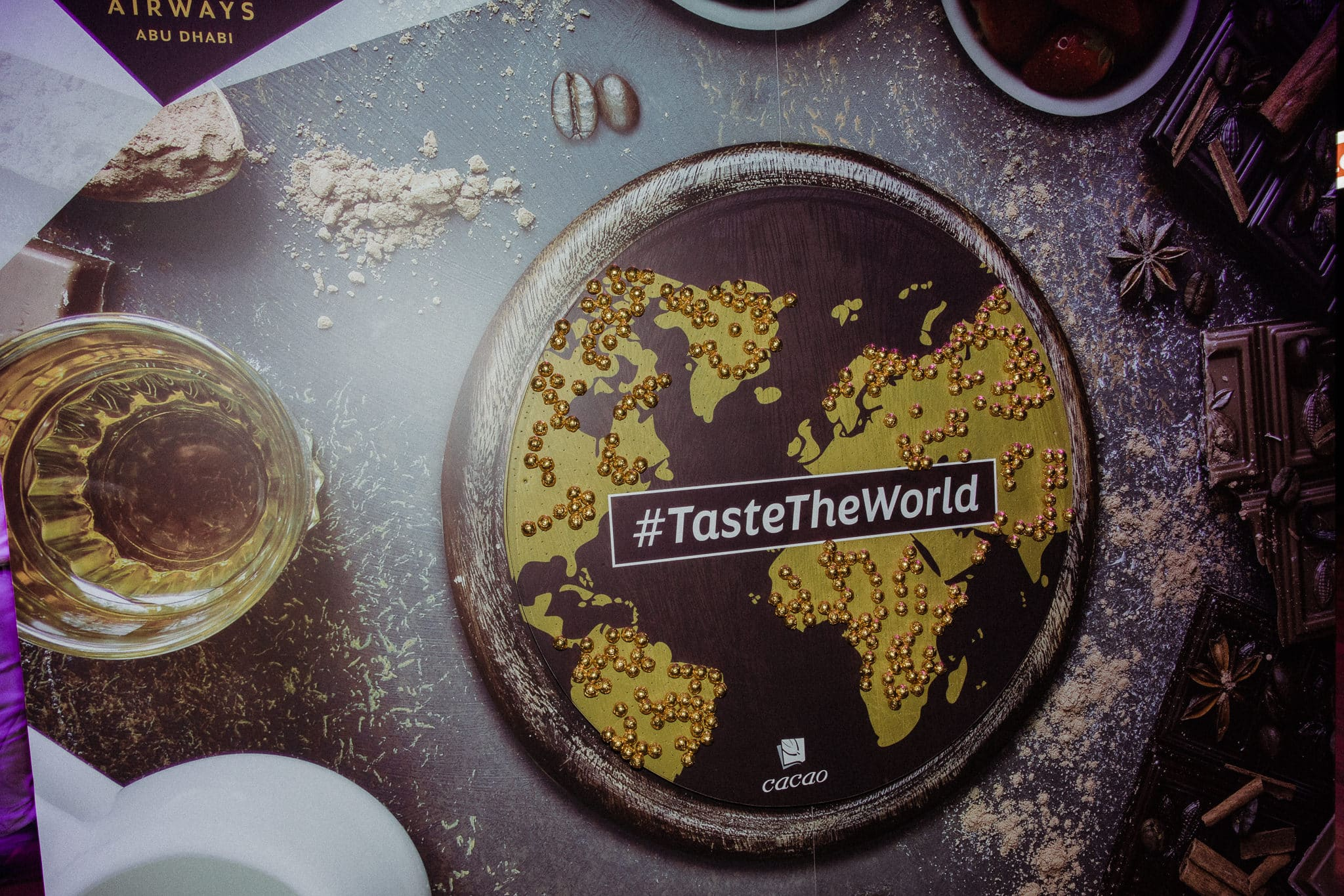 taste the world
