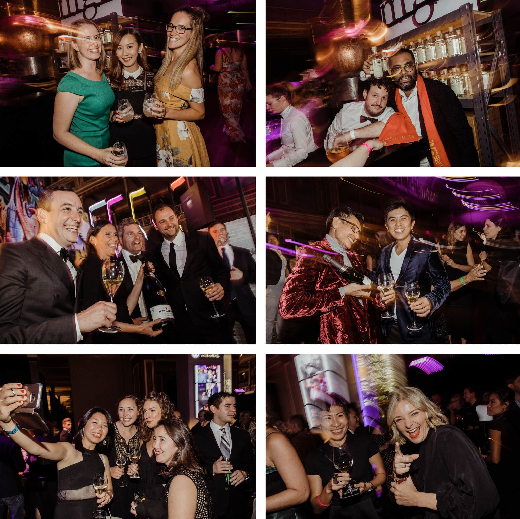 party photographer in melbourne - atmosphere and fun