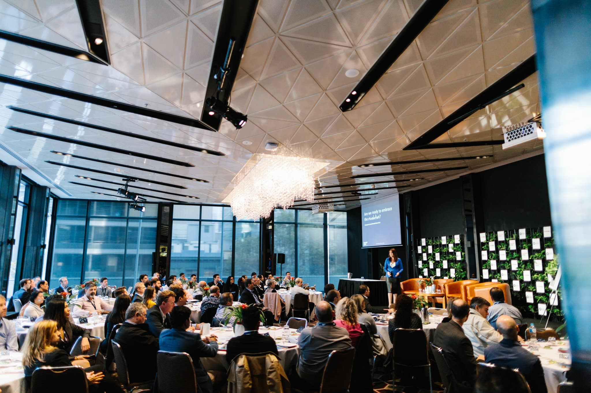 Conference Photographer Melbourne - Creative and candid documentation of customer and client events in melbourne - Commercial usage